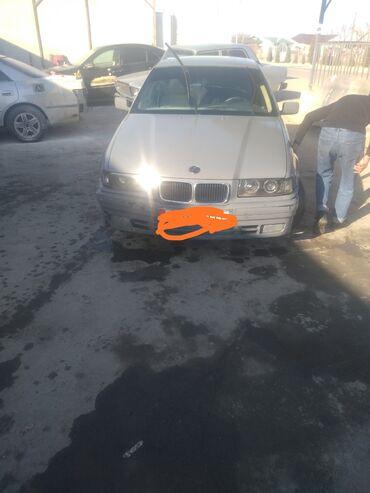 BMW 318 1.8 л. 1991   123456 км