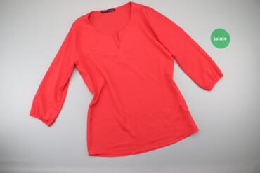 Жіноча яскрава блуза з вирізом Rozara Woman, p. L    Довжина: 71 см Ши