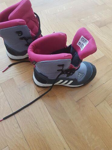 Decije cizme - Srbija: Adidas original decije cizmice,novobroj 28 i po