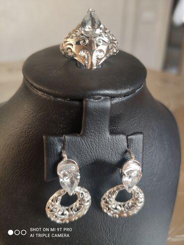 серебро бишкек in Кыргызстан   БРАСЛЕТЫ: Подарок  для ваших родных и близких! Успейте приобрести набор родирова