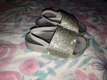 Nove sandale za devojcice br 23 Primark