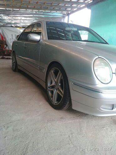 диски бу р14 в Кыргызстан: Mercedes-Benz E 280 2.8 л. 1999 | 230000 км