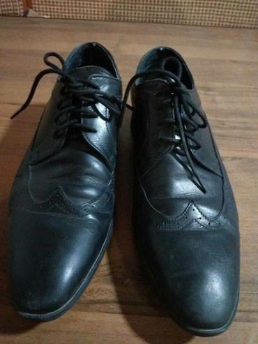 Мужские туфли.Кожа.Размер-40. в Ош