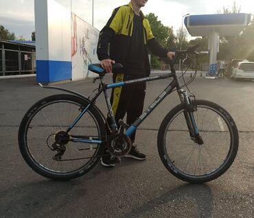 ���������� ������������������ �������� �� �������������� в Кыргызстан: Продаю Велосипед!!!Срочно!Привезен из Москвы полтора года