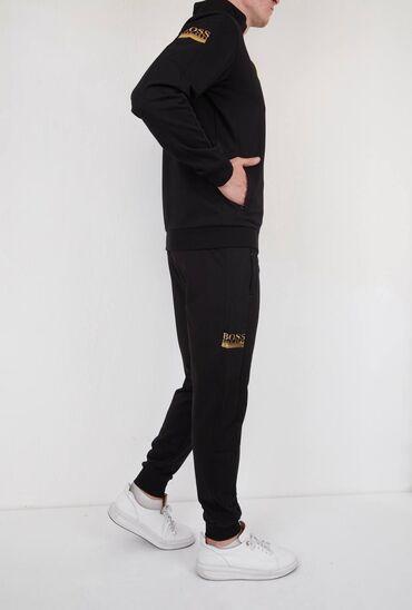 асикс бишкек in Кыргызстан | СПОРТТУК КОСТЮМДАР: Одежда из Турции Спортивный костюм «BOSS»2200 сомРубашки 1200