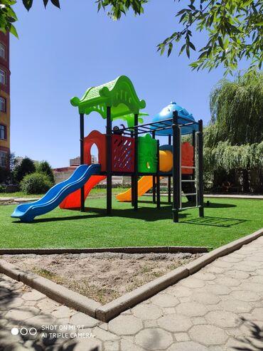 Другие товары для детей - Кыргызстан: Детские площадки Премиум класса