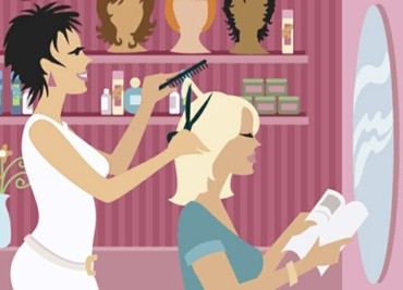 Выпрямление волос корейским составом в Бишкек