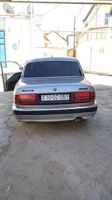 QAZ Azərbaycanda: QAZ 31105 Volga 2.3 l. 2005   15000 km