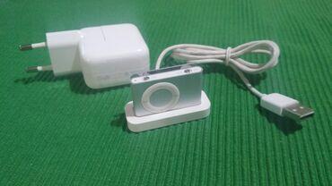 Audio | Srbija: Apple iPod. 2gb. potpuno ispravno. silver. lepo