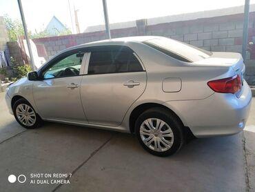 черный suzuki в Ак-Джол: Toyota Corolla 1.6 л. 2008 | 150000 км