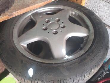 Alu felne - Srbija: 4 aluminijumske felne sa gumamaDimenzija guma 225/50Marka gume Pirelli