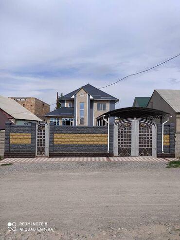 Продаю новый 2х этажный дом в экологически чистом районе Арча-Бешик по