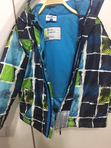 Zimska jakna za decake - Crvenka