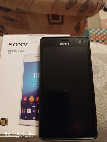 sony xperia z3 в Кыргызстан: Телефон Sony Xperia, б/у, модель E5333, Android поддержка 2-х