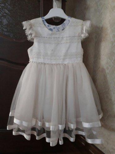 платье на 3,4 года! 500сом в Лебединовка