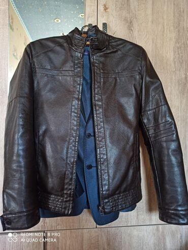 Продаю кожные куртка