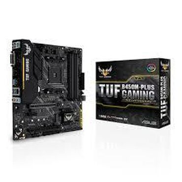 MB AM4 Asus TUF B450M-PLUS GAMING