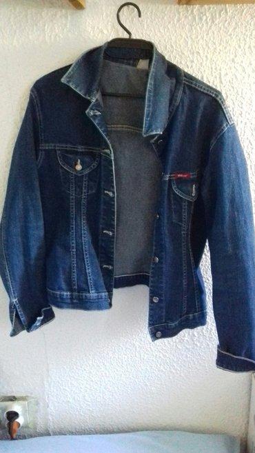 Teksas jakna max velicina 38 slanje ili licno preuzimanje zrenjanin - Zrenjanin