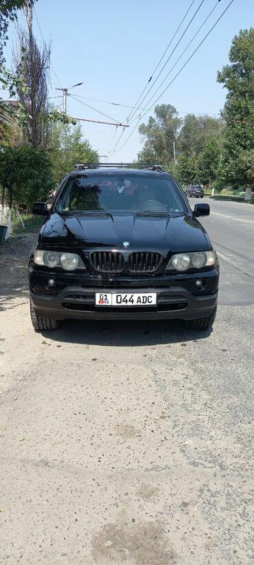 bmw m5 4 4 m dkg - Azərbaycan: BMW X5 4.4 l. 2003