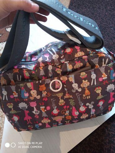 Фабричная сумка оригинал  покупали за 1500 высшее качество  долго посл