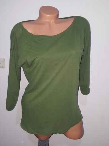 Sisley pamucna bluzica bez ostecenja S M