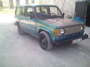 Isuzu Trooper 1984 в Бишкек