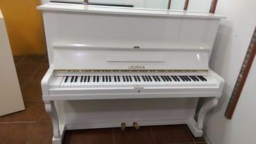 """Bakı şəhərində Polşa istehsalı """"legnica"""" markalı konsert piano satılır. Yüksek"""