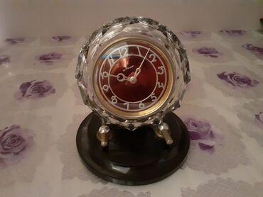 Антикварные часы - Азербайджан: Qədimi saatdır təmiz xurustaldır  1000 AZN