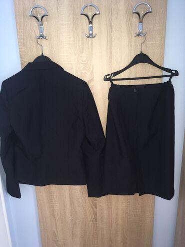 Suknja i sako, veličina 38