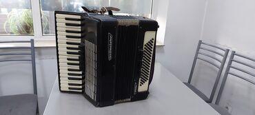 работа доставка с личным авто бишкек в Кыргызстан: Продаётся аккордеон Weltmeister StellaЗнаменитый концертный аккордеон