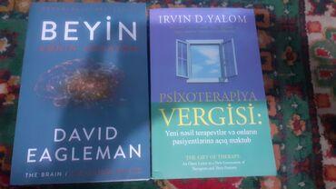Psixoloji kitablar. 9.99 a alinib her biri 5 azna satilir. Best