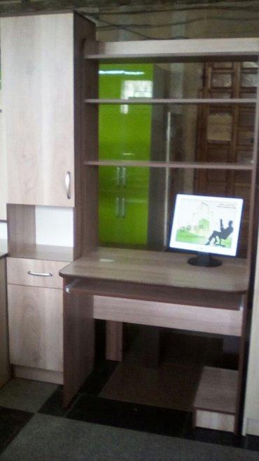 Новый ком.стол,размер 1.3,доставка по городу в Бишкек