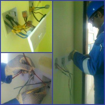 Услуги электрика,электромонтажные в Bakı