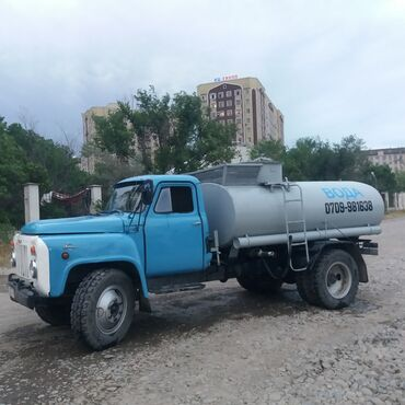водовоз бишкек in Кыргызстан   ГРУЗОВИКИ: Услуги водовоза наша объем 5 тон бишкеке и по всей чуйской долины