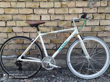 велосипеды для малышей в Кыргызстан: Корейский шоссейный велосипед Алюминиевая рама Размер колес 28