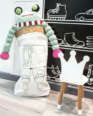 AKCIJA 8000 CEO SET!!! Set sto i stolice za decu napravljene od - Kovin