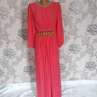 Платья - Кыргызстан: Очень красивое платье, изящное и в то же время скромное. Цвет