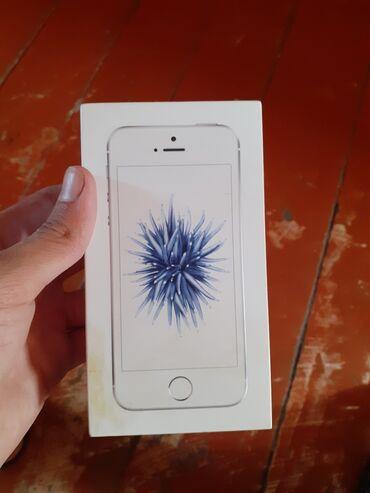 чехол iphone se в Азербайджан: Новый iPhone SE 32 ГБ Белый