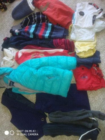 Вещи на мальчика 1,5-2,5 года. куртки нет.  в Кок-Ой