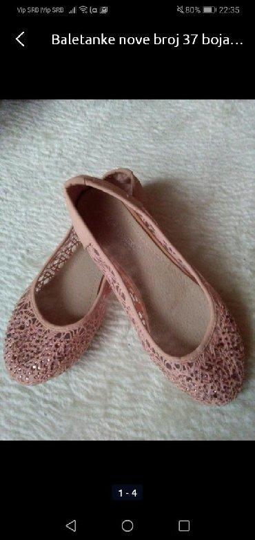 Ženska obuća | Sombor: Nove cipele
