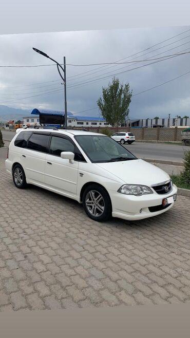 Honda Odyssey 3 л. 2003 | 102000 км