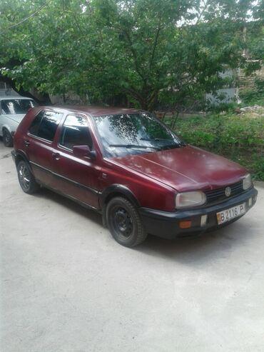 Volkswagen Golf 1.8 л. 1992 | 100000 км