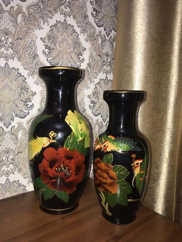 Продаю вазы чёрного цвета