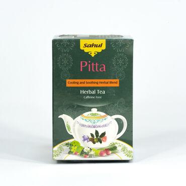 Питта чай Успокаивает чрезмерную Питту и сопутствующие