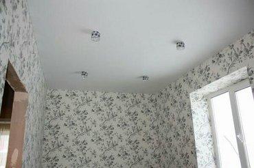 качественный ремонт квартир, домов, помещений. шпатлевка, покраска вод в Бишкек