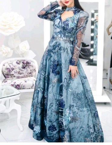 прокат и продажа вечерних платьев в Кыргызстан: Код JD7Размеры 44,46Цвета синий Продажа и прокат вечерних платьев