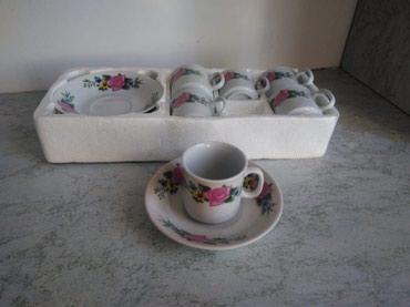 Sumqayıt şəhərində Qedimi kofe desti satilir. sumqayitda yerlesir