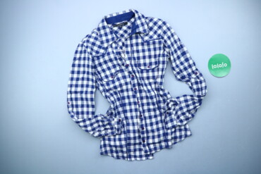 1537 объявлений: Жіноча сорочка у клітинку Reserved р. XS    Довжина: 54 см Ширина плеч