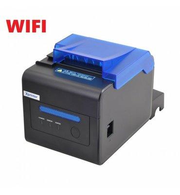 Wi fi принтер чеков 80мм с автообрезкой в Бишкек