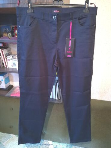 Elegantne pantalone - Srbija: Nove zenske pantalone za punije dame Kubre. Turske. Odlicne zenske